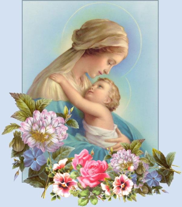 Nossa Senhora Mae De Jesus1 Oracao A Nossa Senhora1