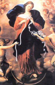 Oração a Maria, Aquela que desata os nós