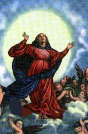 Oração a Nossa Senhora Assunção