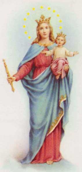 Oração a Nossa Senhora Auxiliadora