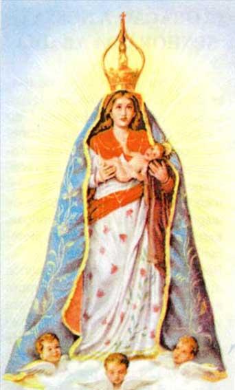 Oração a Nossa Senhora da Abadia