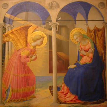 Oração a Nossa Senhora da Anunciação