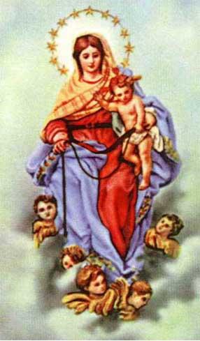 Oração a Nossa Senhora da Consolação