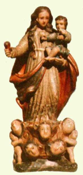 Oração a Nossa Senhora da Lampadosa