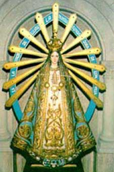 Oração a Nossa Senhora de Lujan