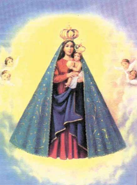 Oração a Nossa Senhora de Nazaré