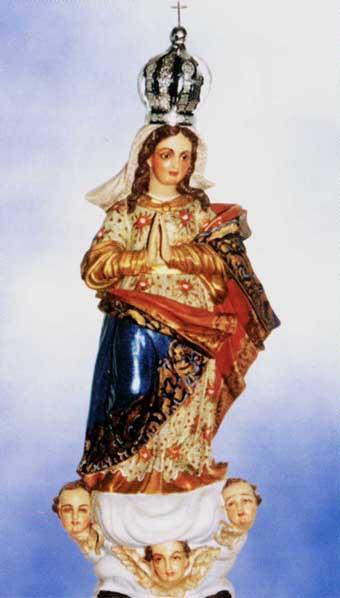 Oração a Nossa Senhora do Amparo