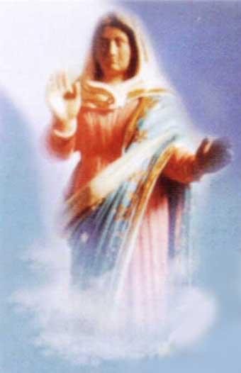 Oração a Nossa Senhora do Caravagio