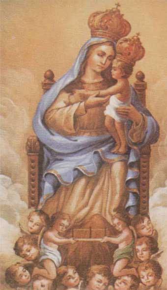 Oração a Nossa Senhora do Monte Serrat