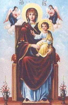 Oração a Nossa Senhora dos Impossiveis