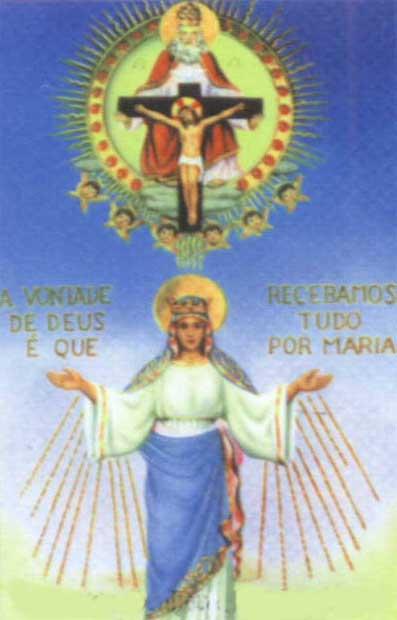 Oração a Nossa Senhora Medianeira