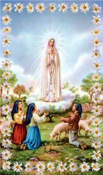 Oração de Nossa Senhora de Fatima