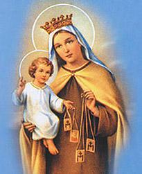 Oração de Nossa Senhora do Carmo