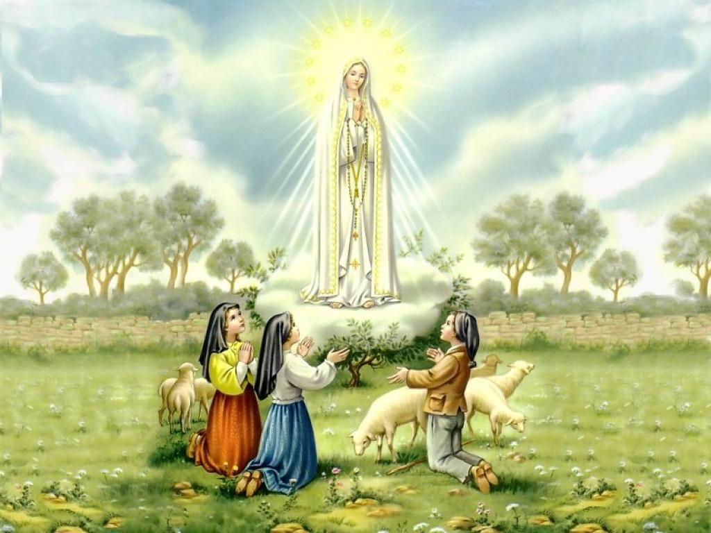 Nossa Senhora Aparecida Nossa Senhora De Fatima: Viva Nossa Senhora De Fátima!