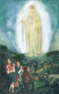 Profecias de Fatima, Profecia de Fatima